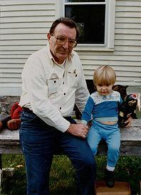 Victor S. Kautz grandchild