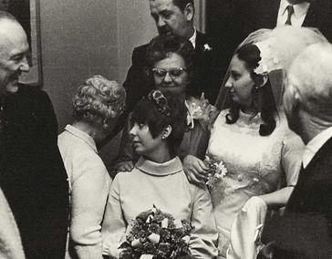 Helen Piacquadio Wedding
