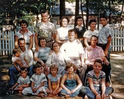 Ilona Biczak Kautz & family