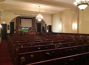 First Hungarian Baptist Church