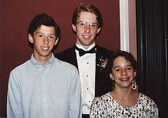 Nahaniel Plucker, Jonathan Plucker, Kate Plucker