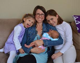 Nate Plucker family