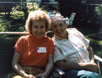 Elaine and John Toscano