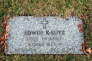 Eddie Kautz grave