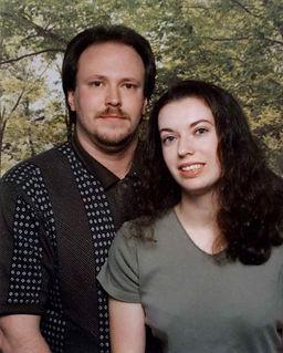 Robert & Angela 2002