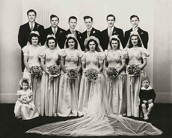 Edwin Kautz Helen Kish Wedding