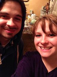 Alex and Laura Rivera