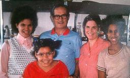 Christina, Marion, John Jr., Joan, Joanne