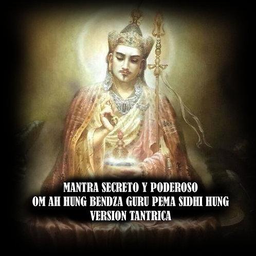 El Mantra secreto y Poderoso versión Tantrica