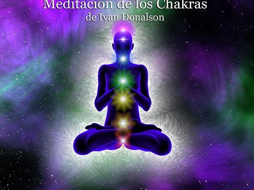 La Meditación De los Chakras