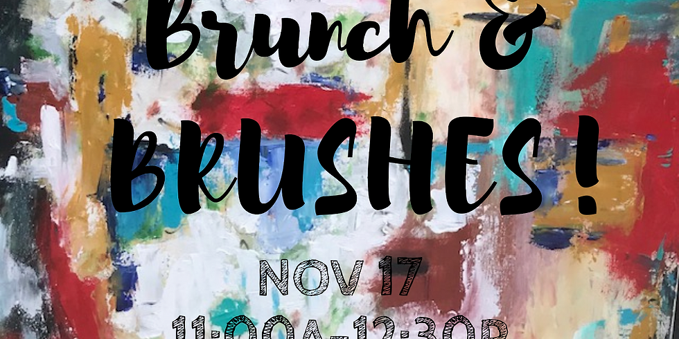Brunch and Brushes