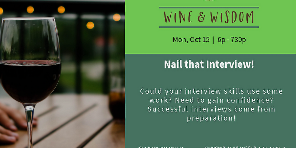 Wine&Wisdom: Interview with Ease