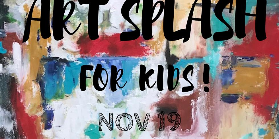 Art Splash for Kids