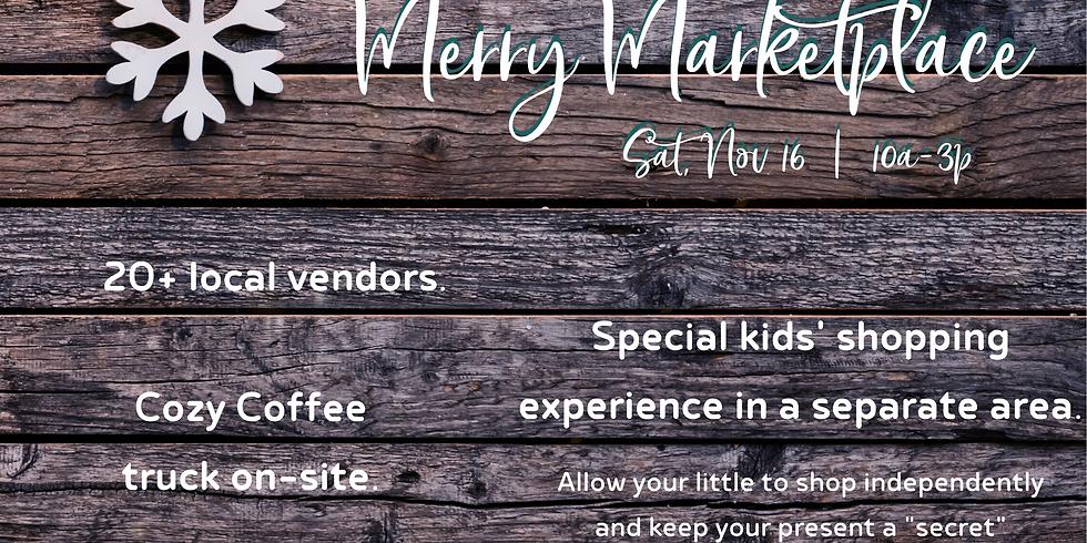 Merry Marketplace + Kids' Shop