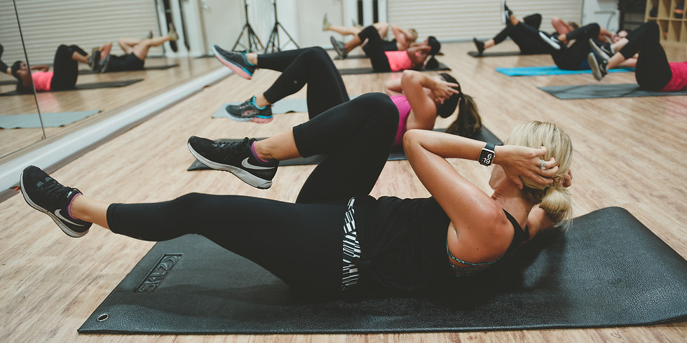Body Back Transformation (8-week session)