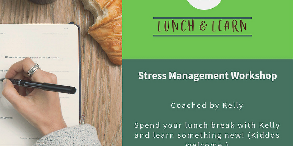 Lunch&Learn: Stress Management