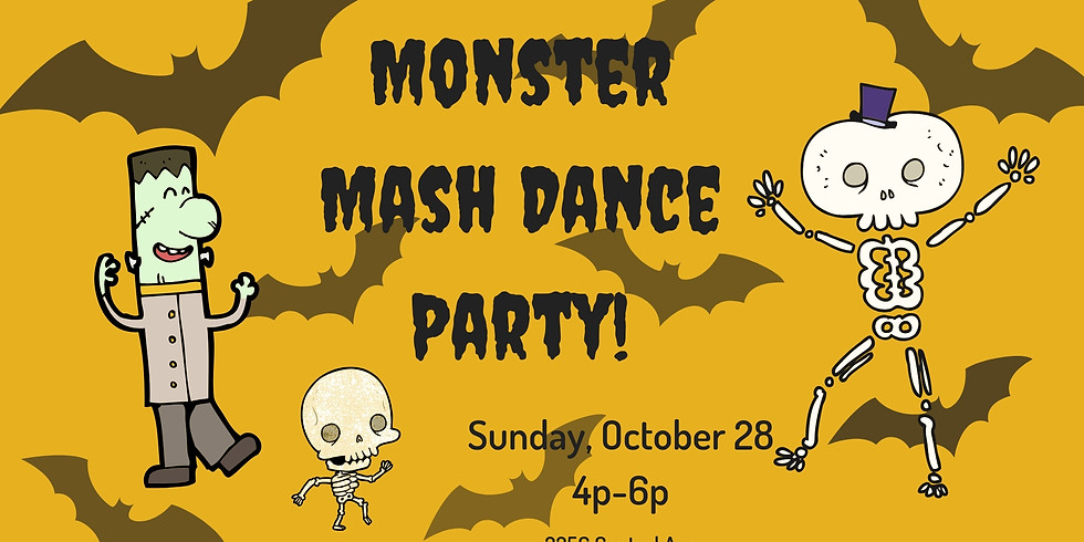 Monster Mash Dance Party