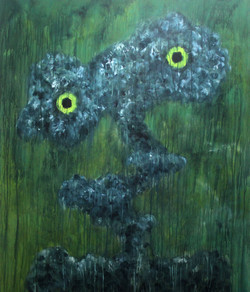 Acrylic on canvas 130x150 cm 2017