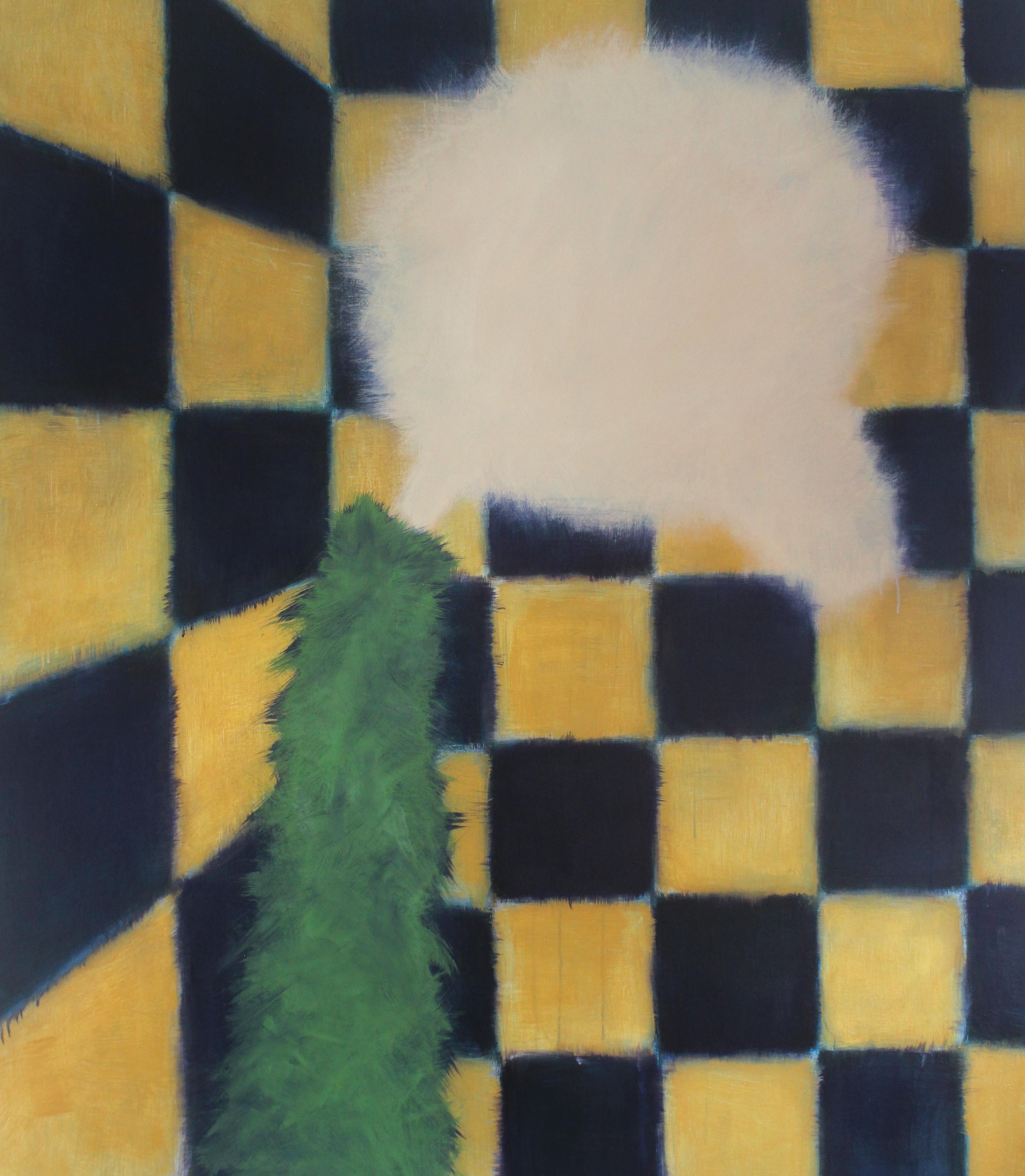 Acrylic on canvas 130x150 cm 2018