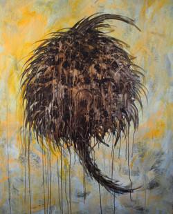 Acrylic on canvas 120x150 cm 2018