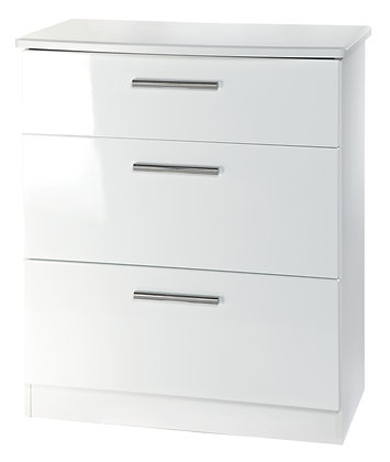 3 Drawer Deep Chest