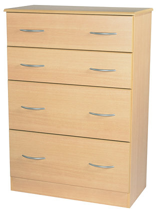 4 Drawer Deep Chest