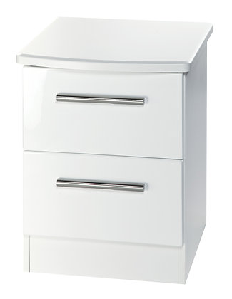 2 Drawer Locker