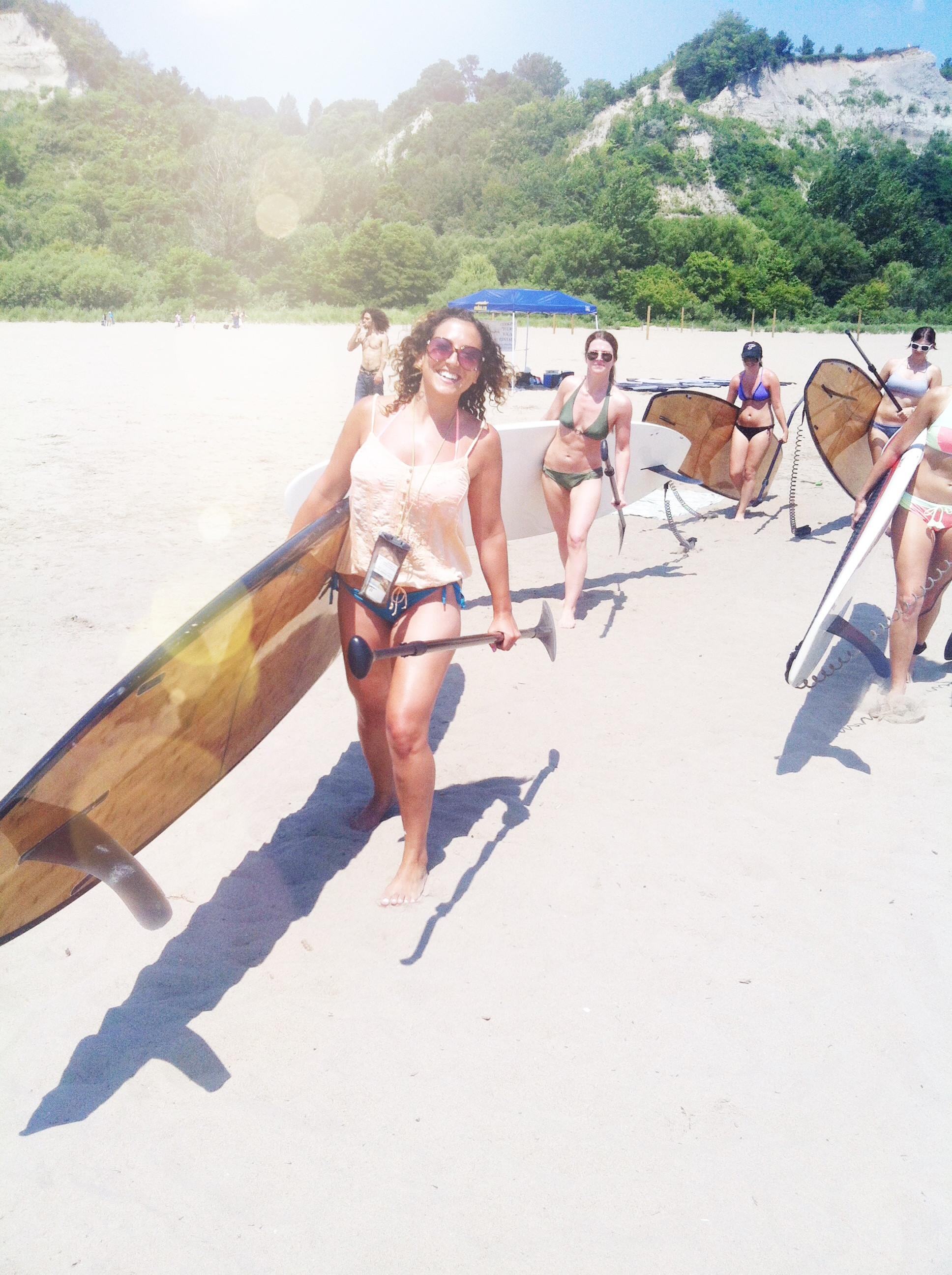 Intro to SUP