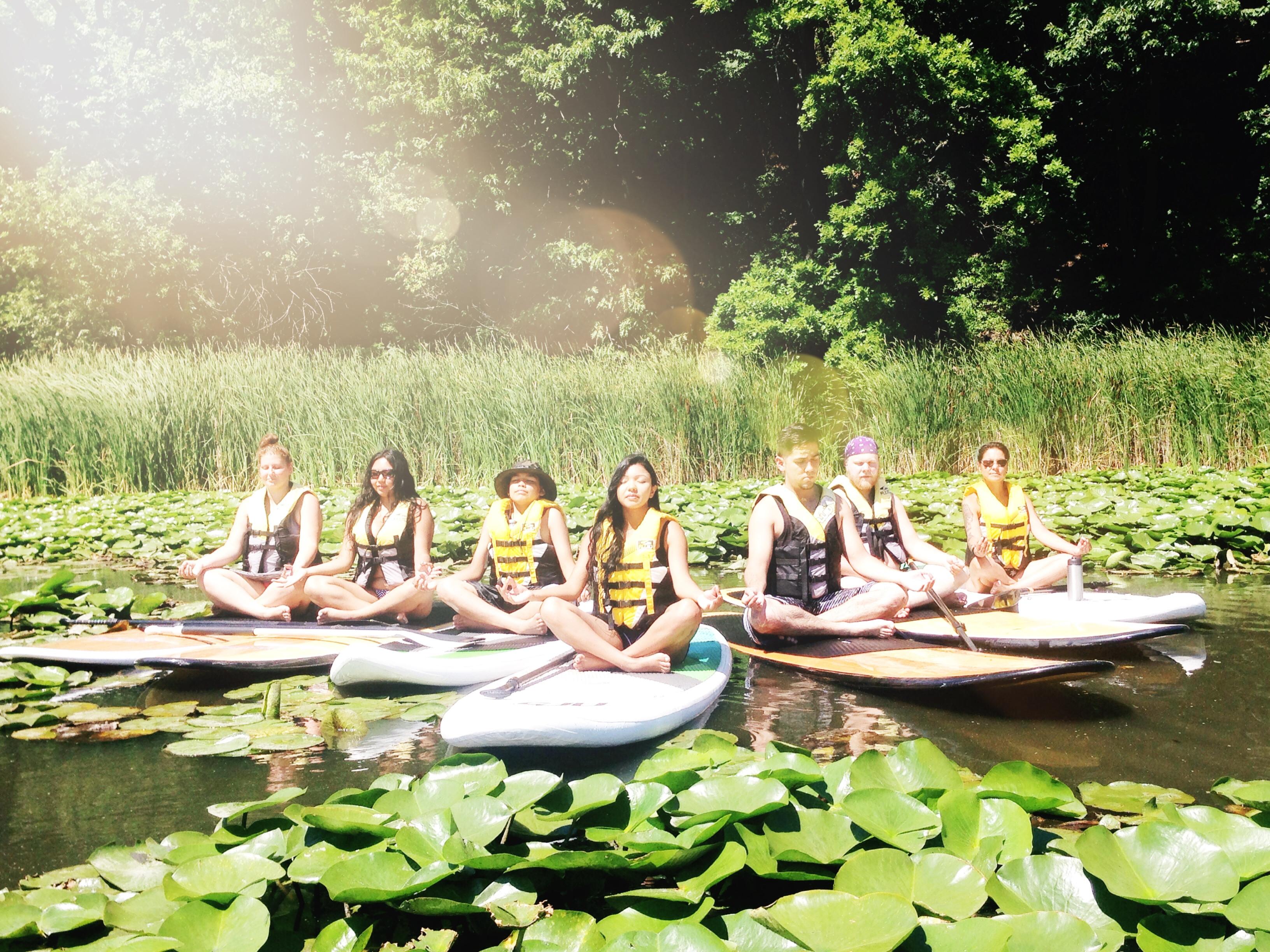 Humber River Paddle Tour
