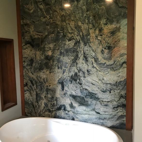 Rock Shop Bathroom
