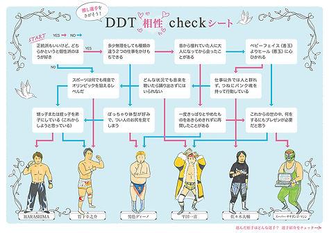 DDT相性チェックシート