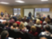 Indivisible Dupage meeting