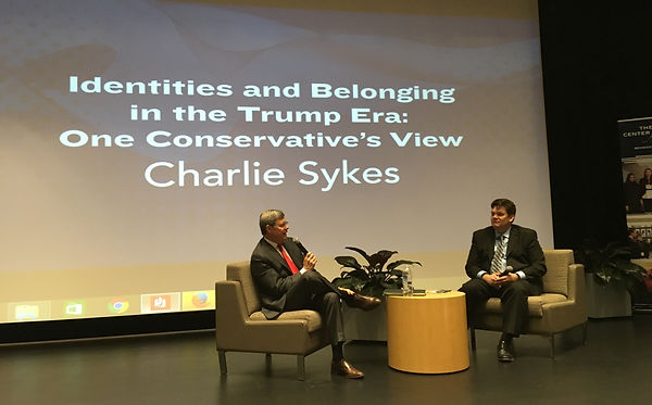 Charlie Sykes - Identities and Belonging in the Trump Era: One Conservative's View