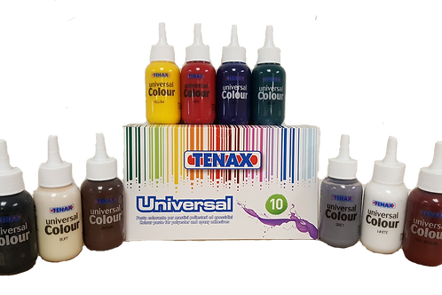 Universal Color Paste For Epoxy and Polyester Glue