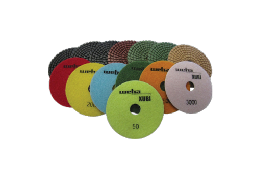 Weha Xubi Diamond Polishing Pads