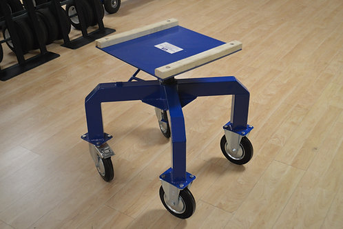 Weha rotationg adjustable stone sculpting table
