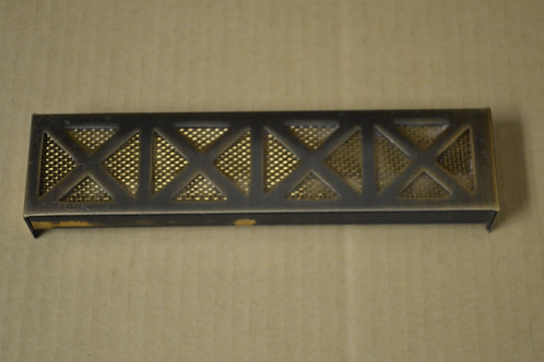 Bronze Rectangular Vent