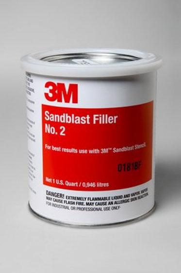 3M Stencil Filler #2