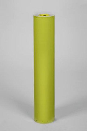 3M Premium Abrasive Blasting Stencil #519YP2S (yellow laminate)