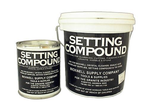 Setting Compound