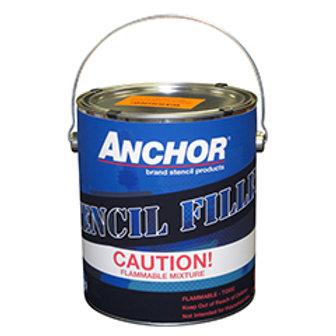 Anchor #223 Stencil Filler