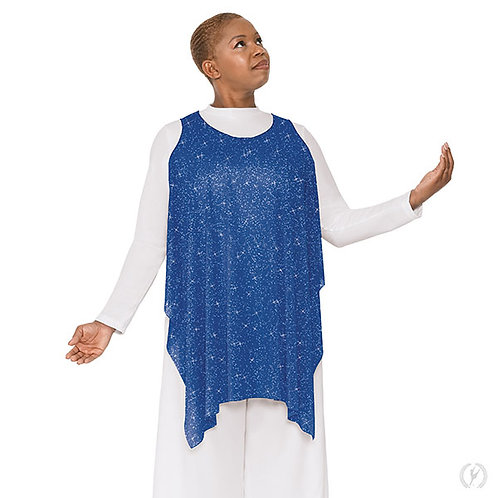 Womens Graceful Shimmer Tunic