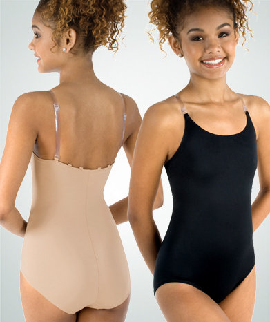 Under Wraps Microfiber Leotard