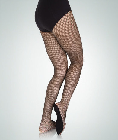 TotalSTRETCH® Fishnet Tights