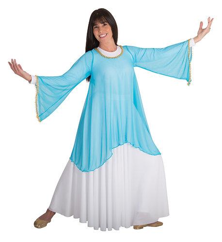 Angel Sleeve Tunic