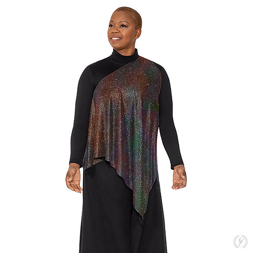Womens Transformation One Shoulder Tunic