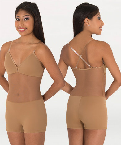 Camisole Convertible Body Short