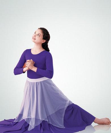 Worship skirt overlay #539