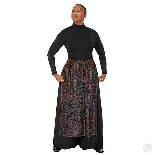 Womens Transformation Panel Skirt