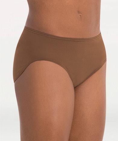 Under Wraps Microfiber Bikini Cut Brief